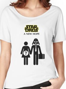 Star Dads - A new Hope Women's Relaxed Fit T-Shirt