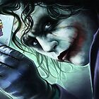 JOKER by lykos1988