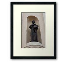 Santa Clara de Asis Mission #2 Framed Print