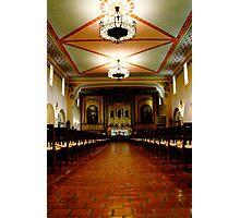 Santa Clara de Asis Mission #3 Photographic Print