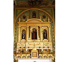Santa Clara de Asis Mission #5 Photographic Print