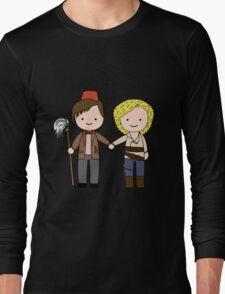 Eleven & River Pandorica Kawaii Design Long Sleeve T-Shirt