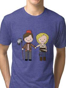 Eleven & River Pandorica Kawaii Design Tri-blend T-Shirt