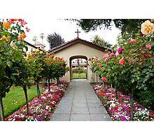 Santa Clara de Asis Mission #12 Photographic Print
