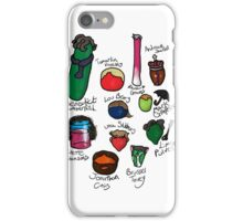 Vegelock iPhone Case/Skin