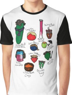 Vegelock Graphic T-Shirt