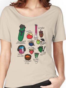 Vegelock Women's Relaxed Fit T-Shirt