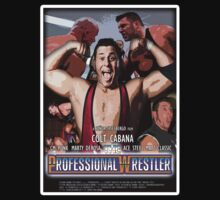 Colt Cabana is The Professional Wrestler by David Bankston