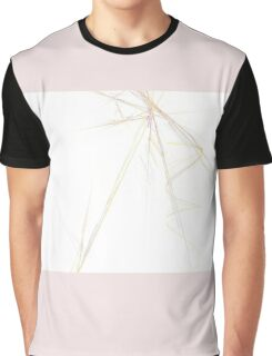 abstract color Graphic T-Shirt