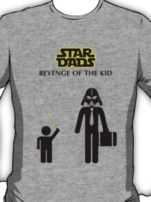 Star Dads - Revenge of the Kid T-Shirt