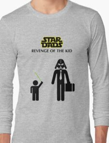 Star Dads - Revenge of the Kid Long Sleeve T-Shirt