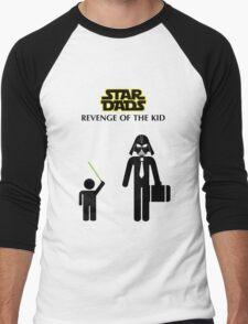 Star Dads - Revenge of the Kid Men's Baseball ¾ T-Shirt