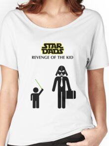 Star Dads - Revenge of the Kid Women's Relaxed Fit T-Shirt