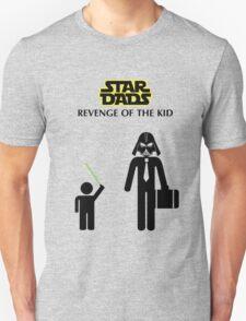 Star Dads - Revenge of the Kid Unisex T-Shirt