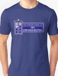 100% Companion Material (ver. 2) T-Shirt