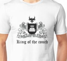 King of the Couch Unisex T-Shirt