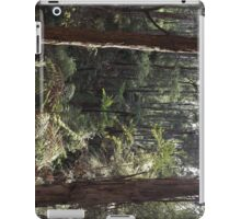 Trees and ferns iPad Case/Skin
