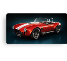 Shelby Cobra 427 - Specter Canvas Print