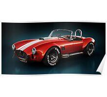 Shelby Cobra 427 - Specter Poster