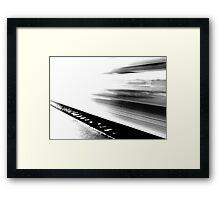 T G V Framed Print