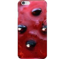 Strawberry Seeds iPhone Case/Skin