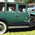 Green 1930 Chevy by Ryan Eberhart
