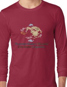 The Greatest Illusions of this World - Avatar The Last Airbender Long Sleeve T-Shirt
