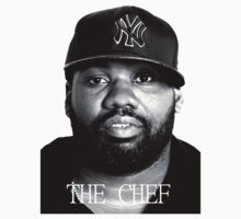 Raekwon The Chef by ChinaskiX