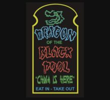 Dragon of the Black Pool, the Best in Little China by sinistergrynn