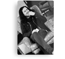 Jesse Carrol - Manager of Red Jumpsuit Apparatus Metal Print