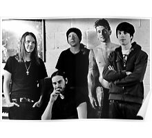 Red Jumpsuit Apparatus Poster