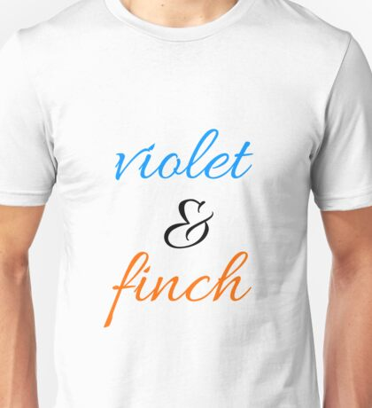 Violet and Finch #3 T-Shirt