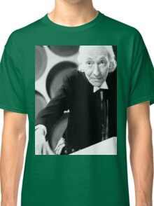 William Hartnell Classic T-Shirt