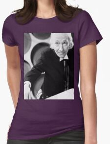 William Hartnell Womens Fitted T-Shirt