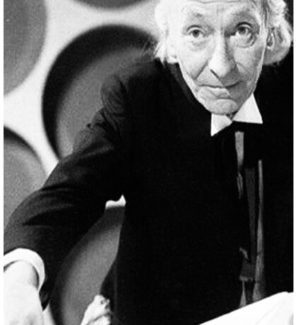 William Hartnell Sticker