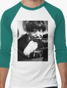 Patrick Troughton Men's Baseball ¾ T-Shirt