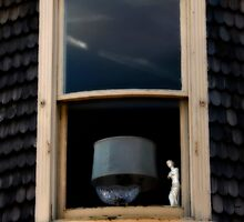 Window Decadence - Rural America  by ArtbyDigman