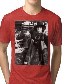 Tom Baker Tri-blend T-Shirt