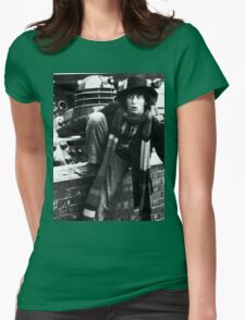 Tom Baker Womens Fitted T-Shirt