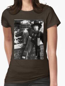 Tom Baker Womens Fitted T-Shirt