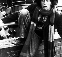 Tom Baker by ABRAHAMSAPI3N