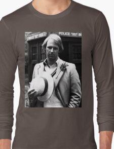 Peter Davison Long Sleeve T-Shirt