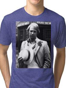 Peter Davison Tri-blend T-Shirt