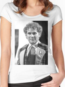 Colin Baker Women's Fitted Scoop T-Shirt