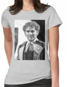 Colin Baker Womens Fitted T-Shirt