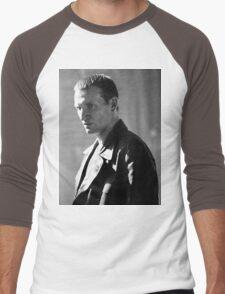 Christopher Eccleston Men's Baseball ¾ T-Shirt