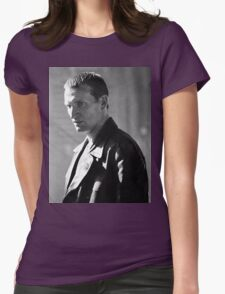 Christopher Eccleston Womens Fitted T-Shirt