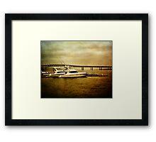 Legacy of the Hudson River Framed Print