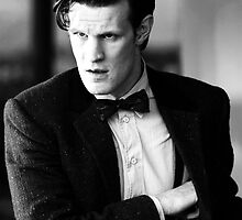 Matt Smith by ABRAHAMSAPI3N