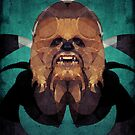 Chewbacca by lazylaves